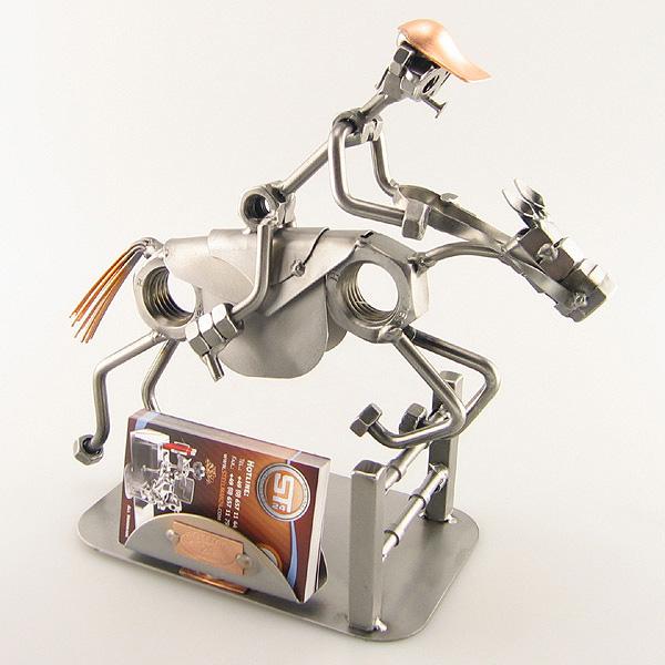 Jumping horse business card holders steelman 10400 colourmoves Choice Image