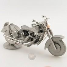 Chopper Super Special Motorcycle metal art figurine
