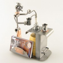 Bartender Business Card Holder