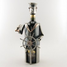 Captain Wine Bottle Holder