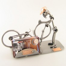 Bicycle Mechanic Business Card Holder