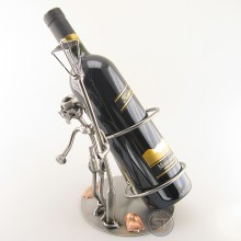 Drunken Man Wine Bottle Holder