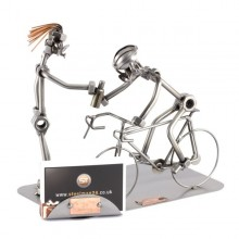Cycle Racing Business Card Holder