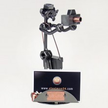 Photographer Business Card Holder